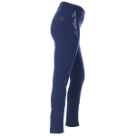 Just Togs Ella Jodhpurs    Navy
