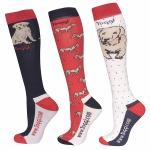 Toggi Marguerite Labrador Socks