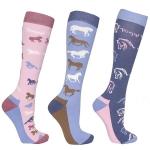 Toggi Sheri Socks - Blush