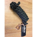 Elico Bowness Lead Rope - Grey