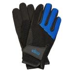 Elico Peakley Childrens Gloves Blue  XL
