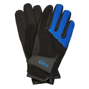 Elico Peakley Childrens Gloves Blue