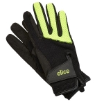 Elico Peakley Childrens Gloves Lime