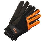 Elico Peakley Childrens Gloves Orange
