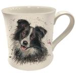 Carson the Collie Mug