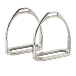 Elico Stainless Steel Stirrup Irons