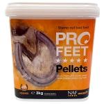 NAF Pro-Feet Pellets 3kg