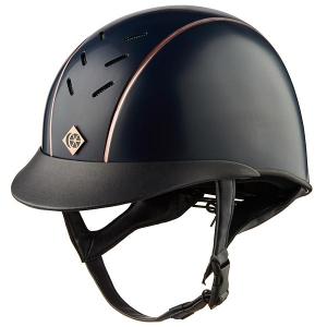 Owens Ayrbrush Helmet with Pinstripe
