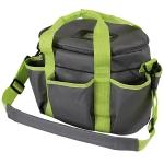 Elico Grooming Bag: Anthracite/Pistachio