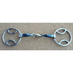 BS25 Blue Sweet Iron Loop Ring Lozenge Bit