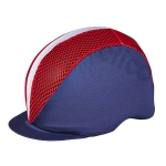 Blaze Ventilated Lycra  Navy/Red/White