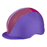 Blaze Ventilated Lycra Purple/Pink/Lilac