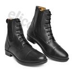 Elico Bramhope Paddock Boots  BLACK