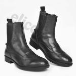 Elico Denby Jodhpur Boots  Black 42