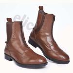 Elico Denby Jodhpur Boots   Tan