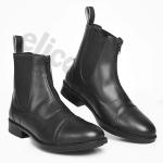 Elico Hartshead Zip Front Boot Black