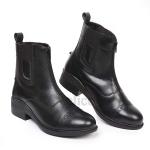 Elico Oakwood Zipped Jodhpur Boots