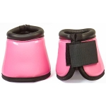 Elico Gilpin Patent Over-Reach Boots Pink