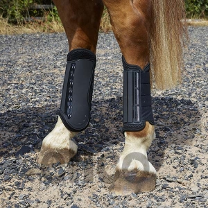 Elico Cross Country Horse Boots - Hind