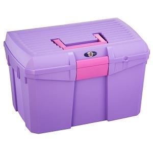 Plastica Panaro Groom Box - Aster Purple