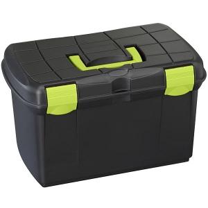 Plastica Panaro  Box Black/Pistachio