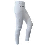JW Horbury Ladies Breeches White 34