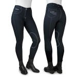 John Whitaker Rawdon Ladies Denim Breeches