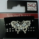 Showquest Butterfly Hat Band