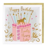 Greetings Cards: The Pink Selection (x6)