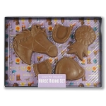Chocolate Horse Set (x8)