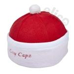 Fleece Christmas Cozy Capz
