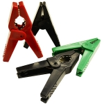 Hotline Crocodile Clips (4 pk) 47PCR