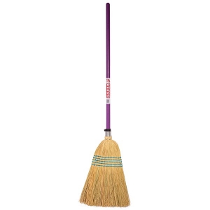 Red Gorilla Corn Broom SHORT - Purple