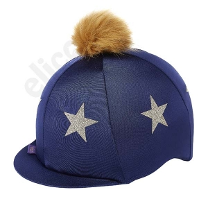 Elico Twinkle Star Cover Navy