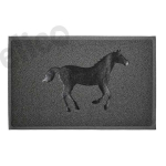 Elico Door Mat - Horse Design