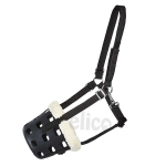 Elico Muzzle (Padded) with Straps