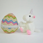 EMILY  Unicorn in an Egg     SOLD OUT