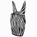 Elico Zebra Fly Mask - Extra Large