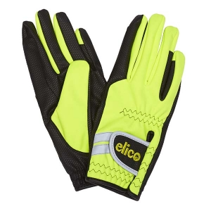 Elico Darley Softshell Reflective Gloves