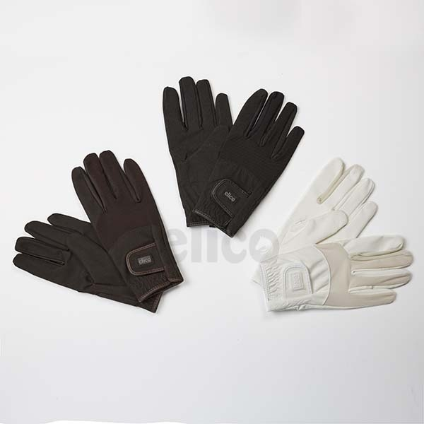 Elico Hatton Riding Gloves Jenkinsons Equestrian Wholesalers