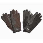 Elico Kilburn Gloves: Small Brown