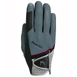 Madrid Roeckl Gloves Grey 9