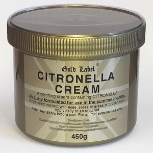 Elico Citronella Cream (450g)
