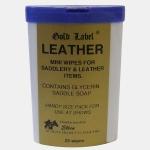 Elico Mini Wipes - Leather