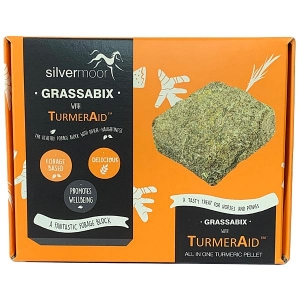Silvermoor Grassabix (1kg) - Turmeraid