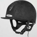 Junior X-Air PLUS Hat Black 52cm