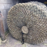 Elico Tintagel Bale Net (Black X.L.)