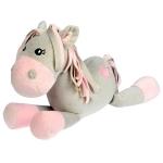 Plush Horse - White Star