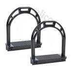 Elico Aluminium Stirrup Irons