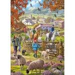 Jigsaw - Autumn Walk